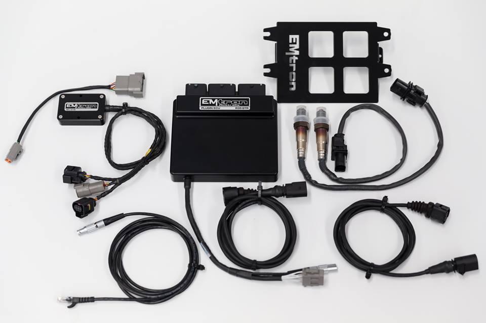 R35 GT-R Plugin ECU kit
