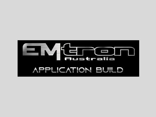 Emtron App Build